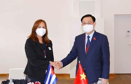   Vietnam agradece el apoyo prestado por Cuba en la lucha contra la COVID-19