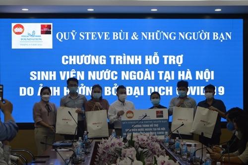 Apoyo a estudiantes extranjeros afectados por la COVID-19