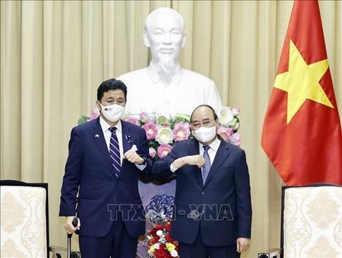 Vietnam y Japón afianzan los lazos de cooperación bilateral