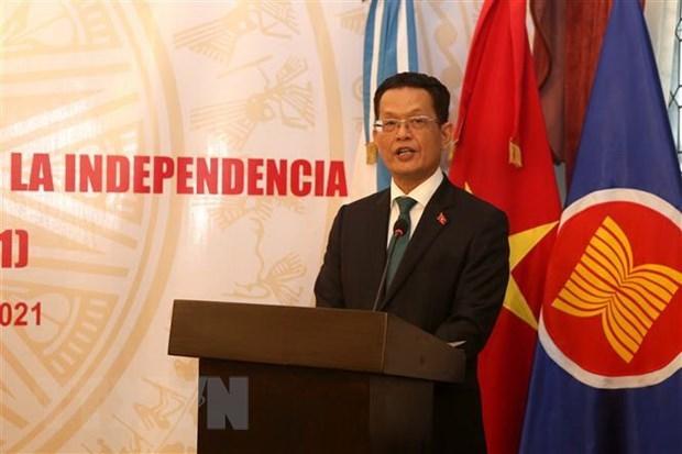 El 76 aniversario del Día Nacional de Vietnam en Argentina