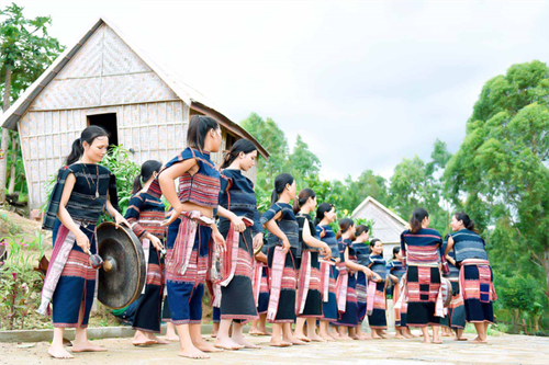 El potencial del turismo comunitario en Kbang, Gia Lai