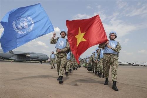 Vietnam eleva su posición en la arena internacional