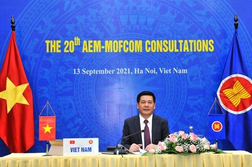 ASEAN y socios debaten la recuperación pospandémica