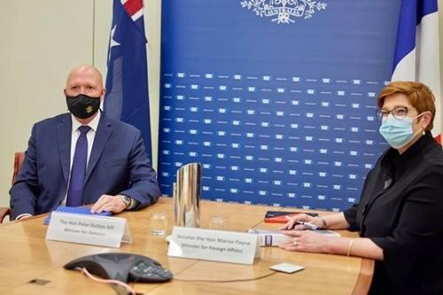 Francia y Australia critican las acciones que aumentan la tensión en el Mar del Este