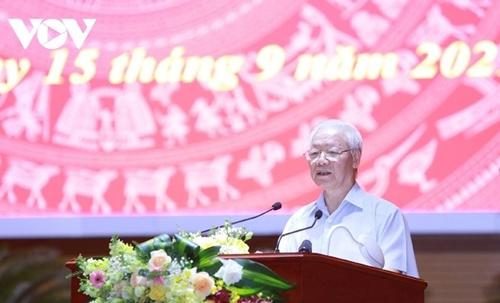 Tomar al pueblo como la raíz una pauta clave de los órganos de asuntos interiores de Vietnam