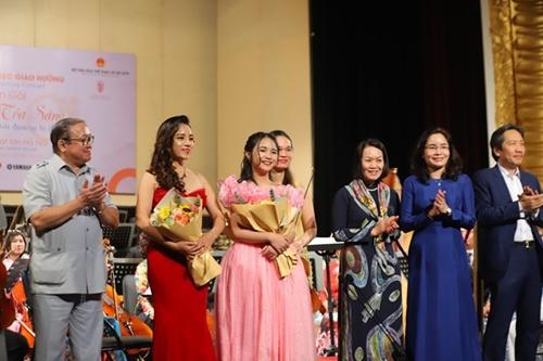 El fondo de la ONU retransmite un concierto a favor del empoderamiento de la mujer