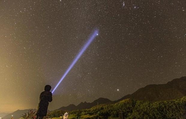 Fansipán, uno de los mejores destinos de turismo espacial sin volar al cosmos