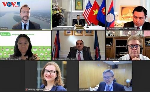 Vietnam continuará impulsando la asociación Mekong-Estados Unidos