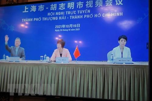 Ciudad Ho Chi Minh y Shanghái afianzan sus lazos de cooperación bilateral